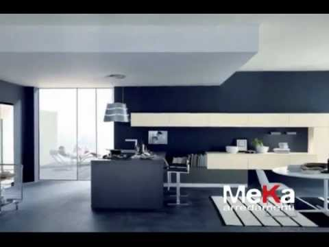 ideas for modern kitchens and design part /  idee per, Disegni interni