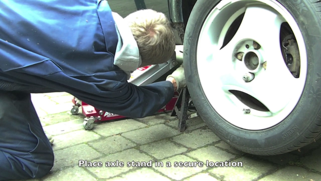 Fuel Tank Removal - 1996 SAAB 9000 - YouTube