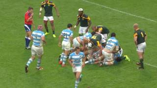 Argentina U20s make history with first win against South Africa!