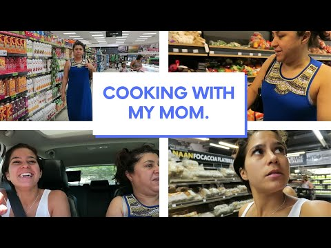 COOKING DAY WITH MOM