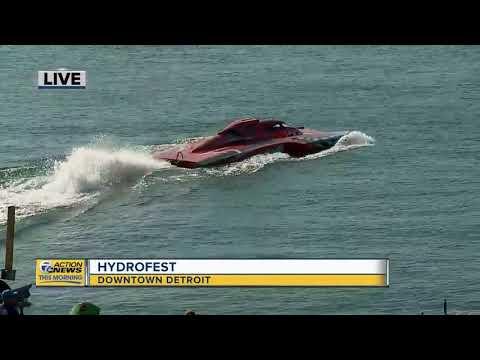 Hydroplane Races