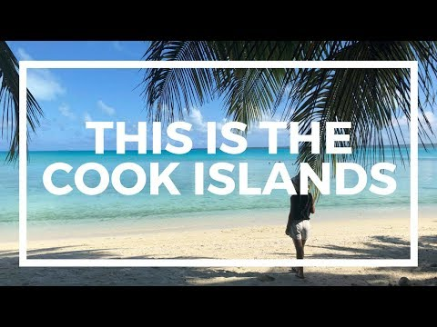 This is the Cook Islands 2018 | YI Action 4K+