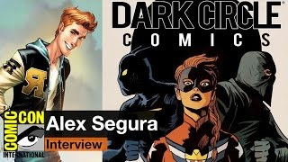 Alex Segura talks Dark Circle and Archie Comics - SDCC 2015