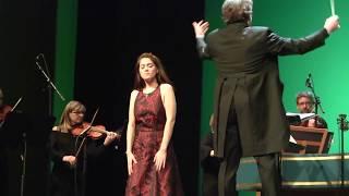 Pauline Courtin, soprano -  Bellini - I Capuleti e i Montecchi