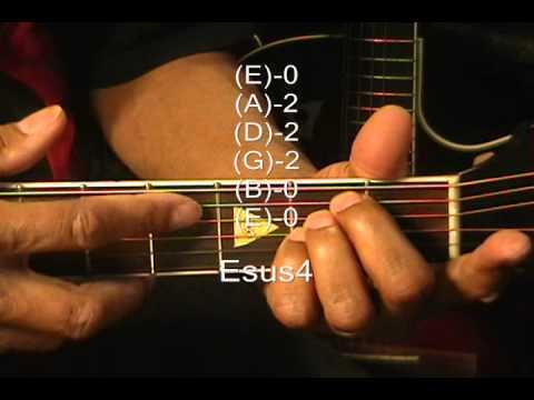 guitar-chord-form-tutorial-#198-ugly-heart-style-chord-shapes-ericblackmonmusic