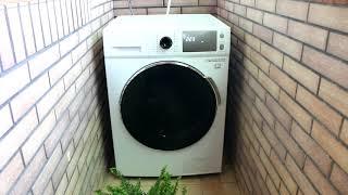 【影片開箱】富及第FRIGIDAIRE洗脫烘變頻式滾筒洗衣機