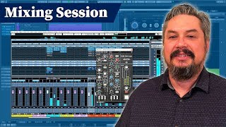 New Mixing Session Walk-through