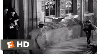 The Invisible Man (1933) - Murder, Money, Madness Scene (7/10) | Movieclips