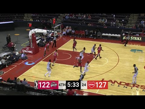 Deyonta Davis (15 points) Game Highlights vs. Rio Grande Valley Vipers