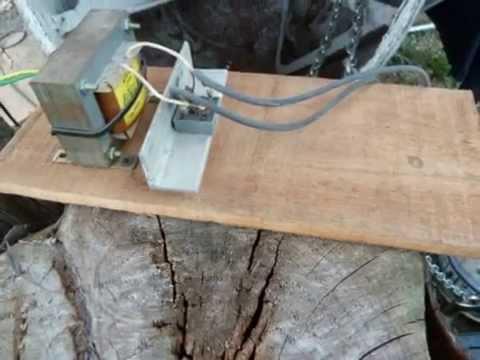Construir cargador baterias charger battery simple - Hacer un porche economico ...