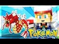A SHINY GYARADOS!? (POKEMON MINECRAFT)