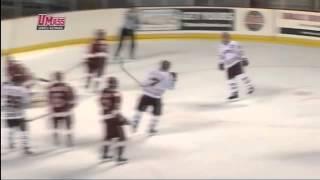 12/17: UMass Hockey Highlights Vs. Denver