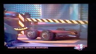 Robot Wars US Championship Semi Final 1: The Revolutionist Vs The Brute