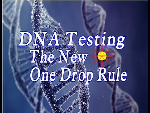 AnAmericanDeception: DNA Testing THE NEW ONE DROP RULE Eps8