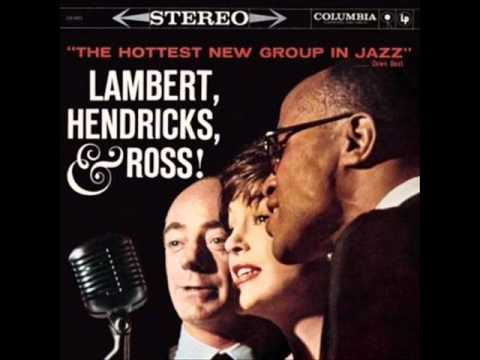 In a Mellow Tone - Lambert, Hendricks & Ross