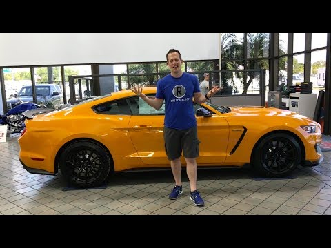 Is this the BEST color for the 2018 Shelby GT350? - Raiti's Rides