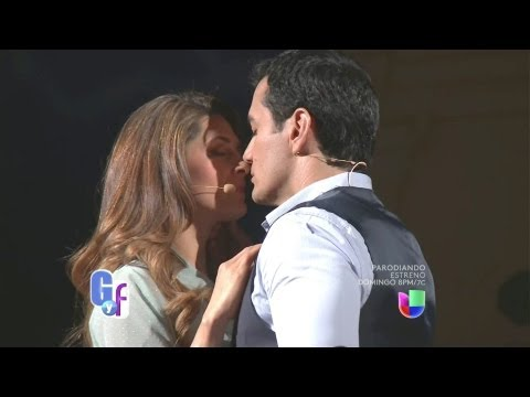 ¿David Zepeda is after the little bones of Mayrin Villanueva?
