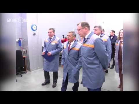 Рустам Минниханов посетил в Челнах завод по производству автокомпонентов ООО «Ростар»