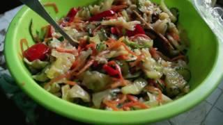 Нукты. Японский салат на 40 лет.