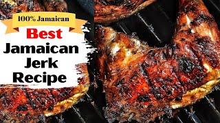 Ingredients Of Real Jamaican Jerk