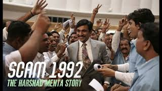 Scam 1992 Theme (Official) - 1-hour loop | The Harshad Mehta Story