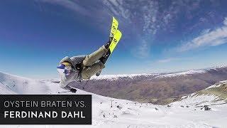 SLVSH || Øystein Bråten vs Ferdinand Dahl