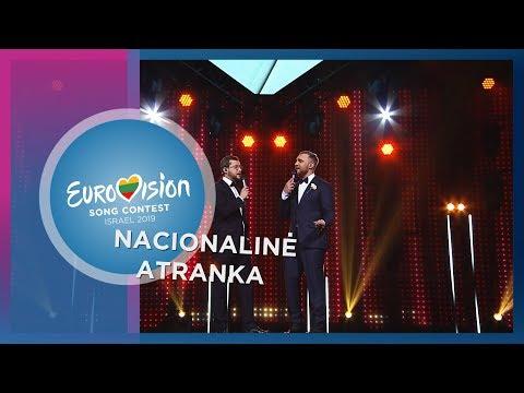 """Henry&Tommy Modric - """"Neverpart"""" - Nacionalinė Eurovizijos atranka"""
