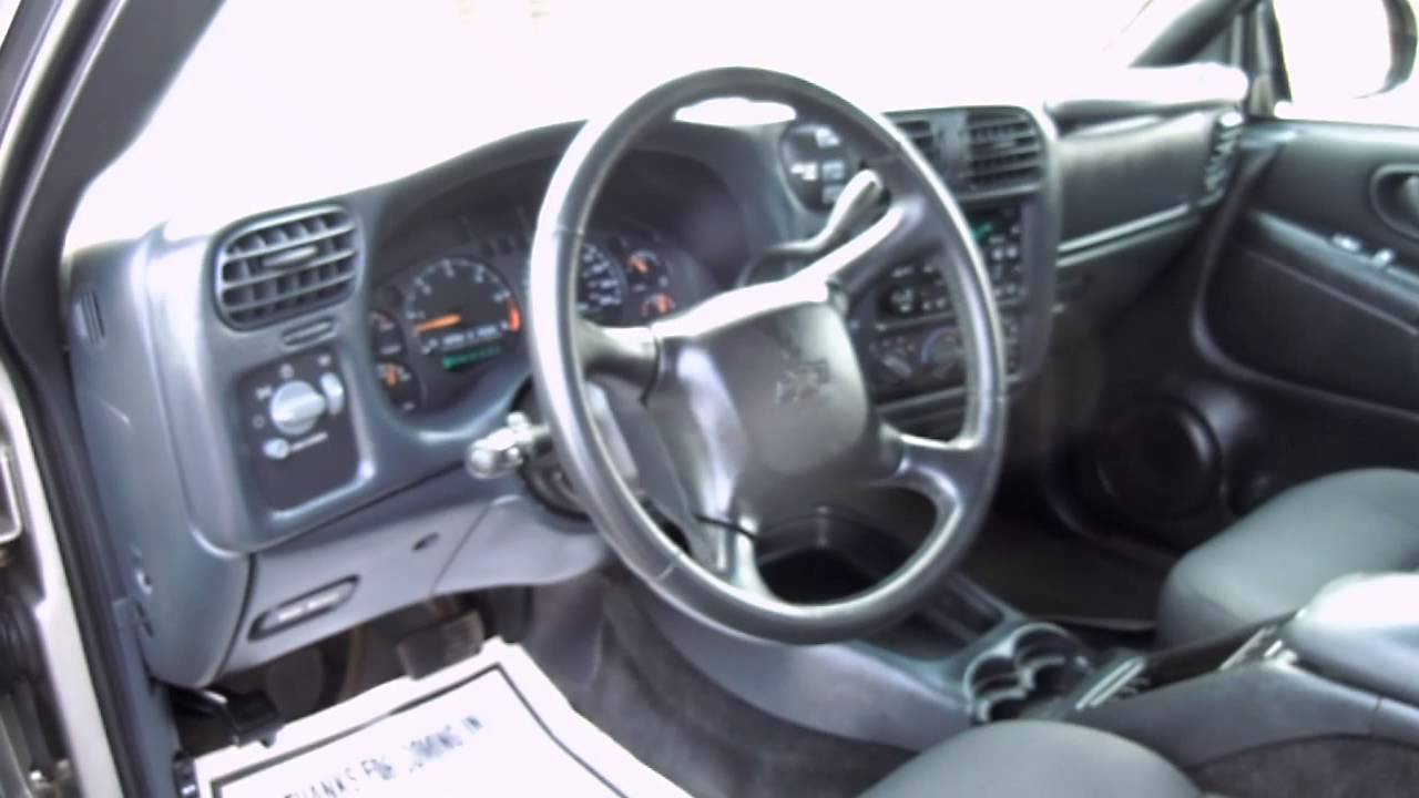 All Chevy 2003 chevy s10 sale : 2003 Chevrolet S-10 ZR2 Off Road with 67,152 Miles - YouTube