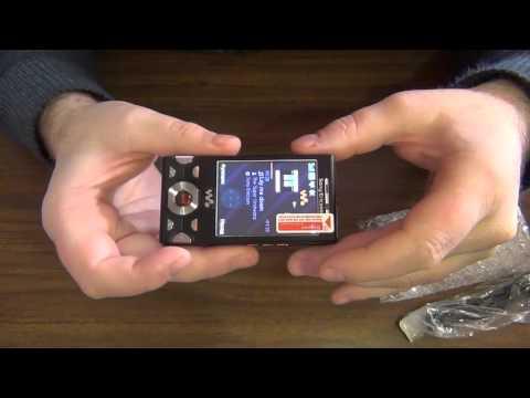 Посылка из Китая. Восстановленный Sony Ericsson W995