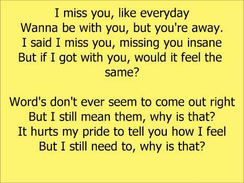 Beyonce- I Miss You lyrics