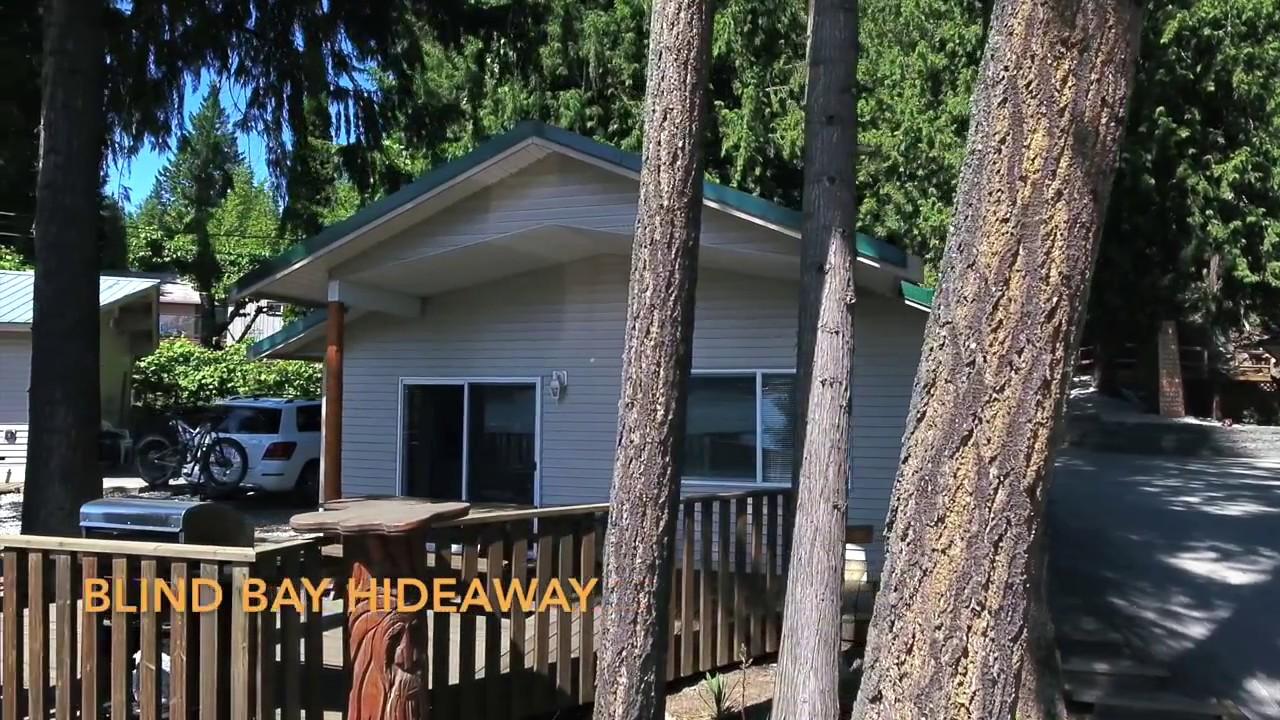 Home Blind Bay Hideaway