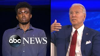 Joe Biden pressed on why Black voters should choose him l ABC News Town Hall