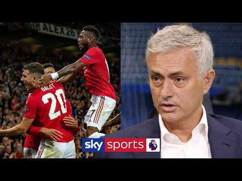 Jose Mourinho predicts where Manchester United will finish i