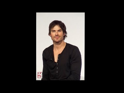 BloodyNightCon 2014 || Ian Somerhalder  Panel 1   part 1   Barcelona