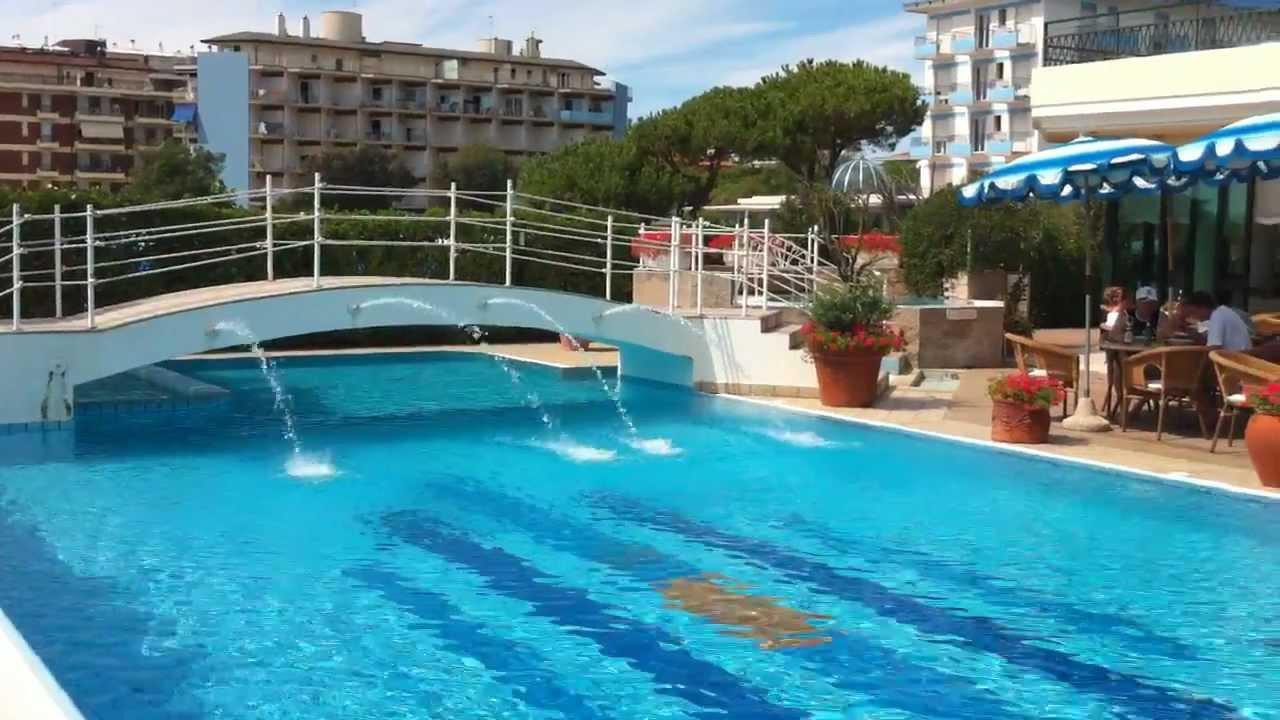 Terrazza Frontemare Del Ruhl Beach Hotel Di Jesolo Lido