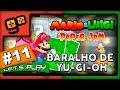 Mario & Luigi Paper Jam - Parte 11 - Baralho de Yu-Gi-Oh
