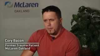 Spinal Cord Injury - McLaren Oakland Trauma and Rehabilitation Teams Work Together video thumbnail