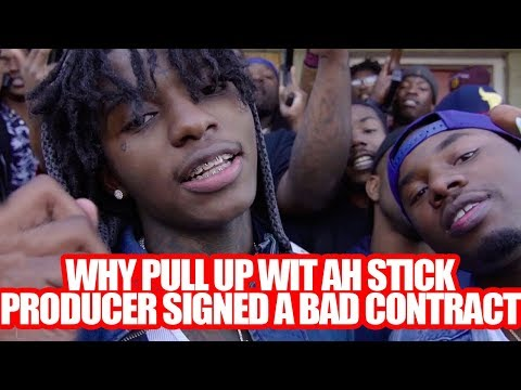 Pull Up Wit Ah Stick Producer Signed a Bad Contract.  Why?  (Lil Voe pt. 2)