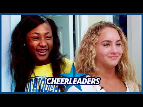 Cheerleaders Season 3 Ep.1 - Introducing Angel