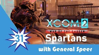 XCOM 2 WOTC Spartans Episode 31: That Was All Luck