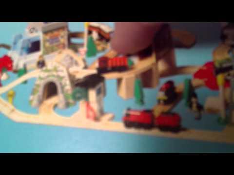 Thomas Wooden Railway yearbook 2008
