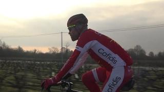Cyril Lemoine, la vie de cycliste et ses contraintes