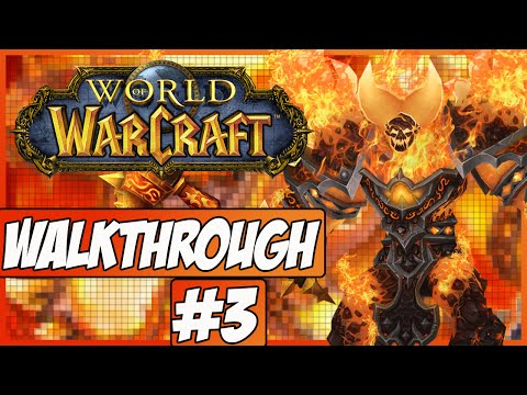 World Of Warcraft Walkthrough Ep.3 w/Angel - Orgrimmar And An Alliance Attack!