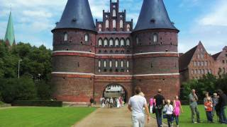 Lubeck, Germany #1 Holstentor