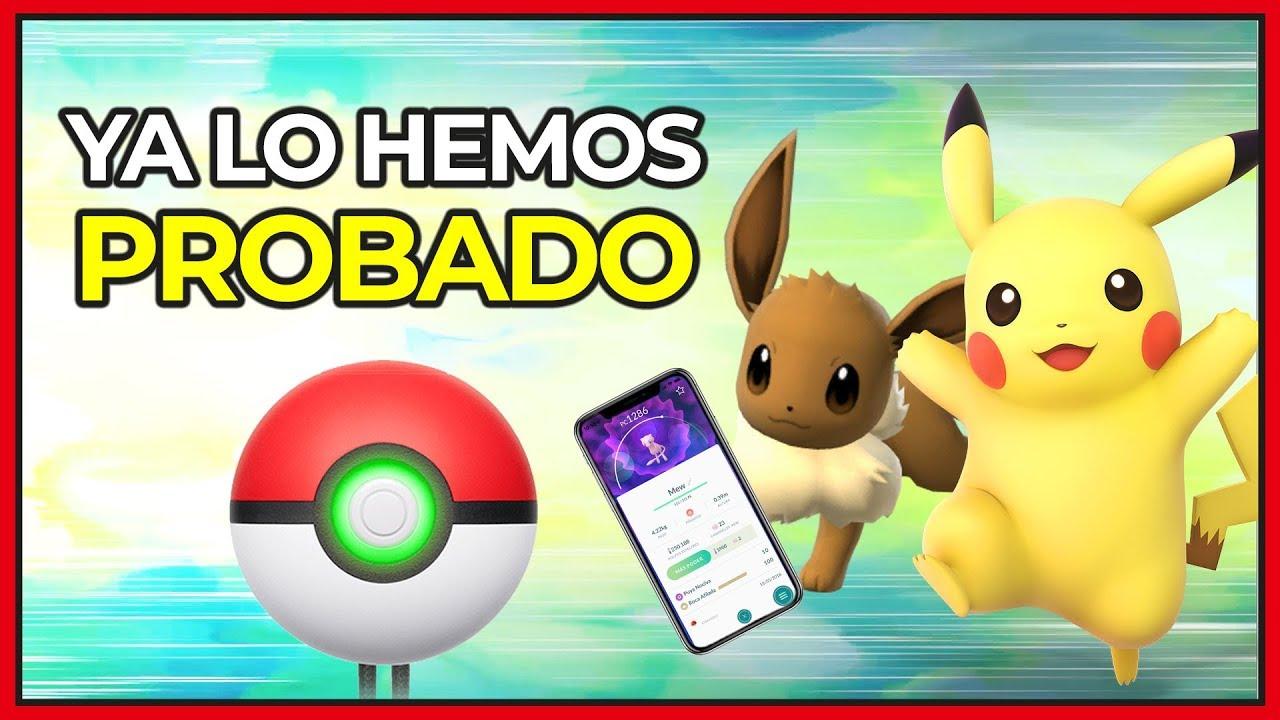 Probamos Pokemon Let S Go Eevee Y Pikachu Impresiones Para