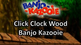 Click Clock Wood Banjo Kazooie [Bavarian Folk Music Cover]