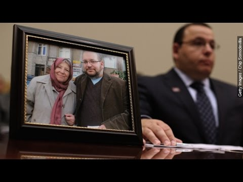 Washington Post's Jason Rezaian Reportedly Convicted In Iran - Newsy