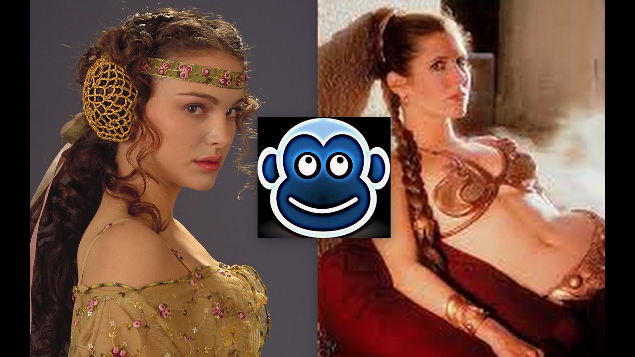 Padme Amidala VS Princess LeiaWho Would You Rather