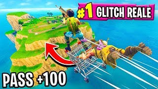 NEW FORTNITE BUG!! HOW TO GO TO SPAWN ISOLA - PASS BATTLE LEVEL 100