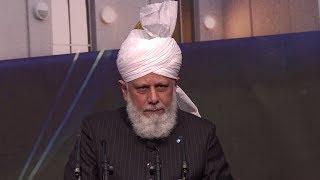 Ways and Means to Establish World Peace - Khalifa of Islam in Calgary, Canada